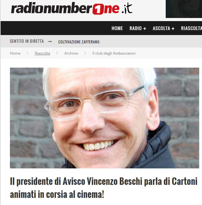 intervista radio numberone
