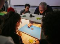 Ciclo di workshop con gli studenti delle superiori