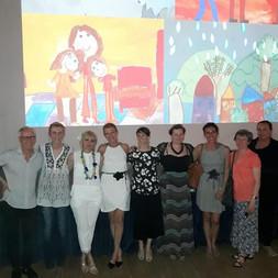Al Teatro Lucia di Botticino i film d'animazione dei bimbi della scuola Carini