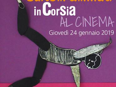 Grande partecipazione al Cinema Nuovo Eden alle proiezioni dei film d'animazione realizzati all&