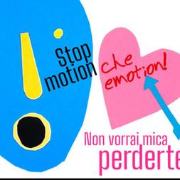 Oggi stop motion...che emotion!