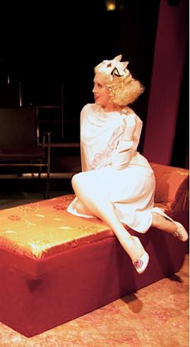 Lily Garland in Twentieth Century