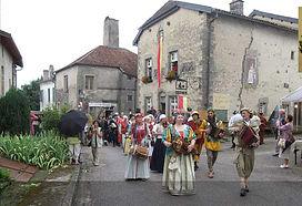 église des cordeliers des Thons (Vosges).