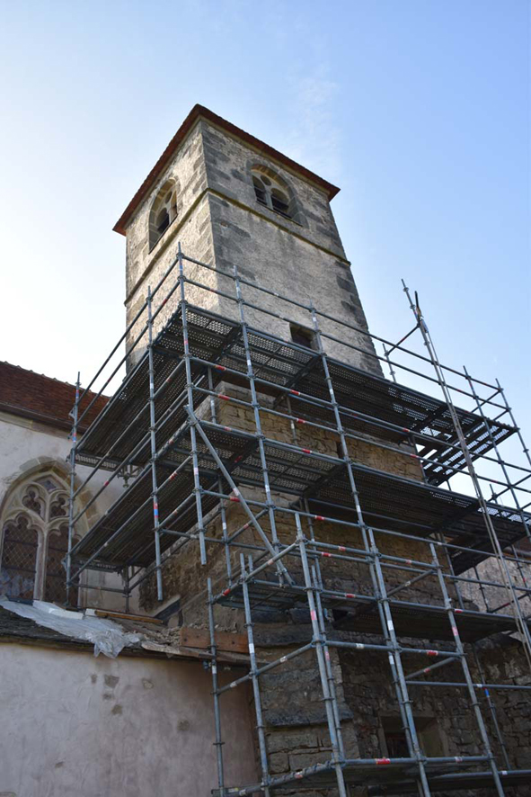 La tour fortifiée