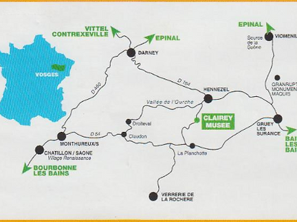 Association Saône lorraine