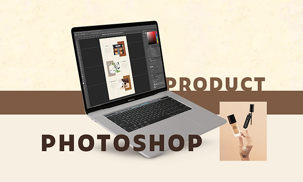Portfolio living - product photoshop wor