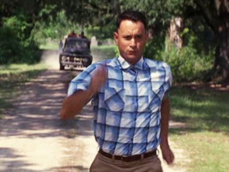 Chasing Forrest Gump
