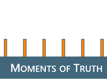 Impress Your Clients in Every Moment of Truth