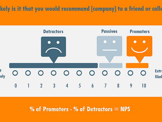 Getting your Net Promoter Score isn't the end goal