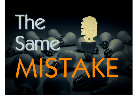Why Too Many Companies Make the Same Mistake