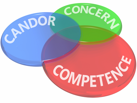 Pick One: Candor, Competence, Concern