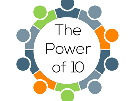 Give Yourself The Gift Of The Power Of Ten
