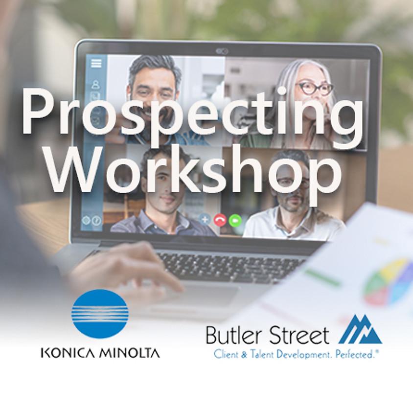 Prospecting Workshop for KM Dealers - May 19