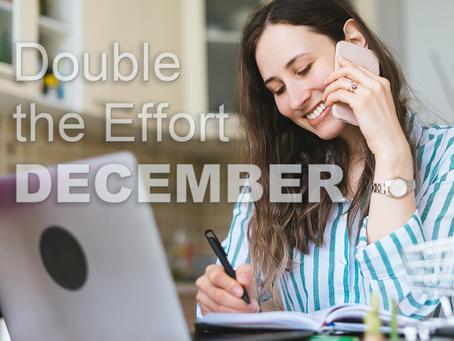 December Could Make or Break 2021 For You