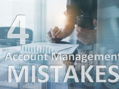 Account Management Mistakes Led to Revenue Loss