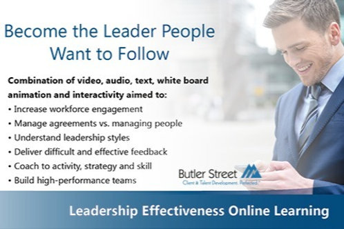 Leadership Effectiveness eLearning License