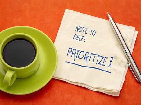 If You Want It: Make It A Priority