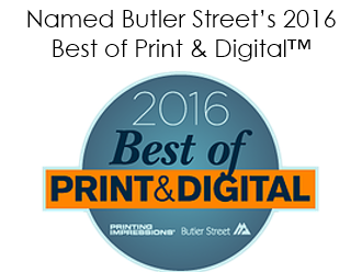 Your Company vs. Best of Print & Digital™ Winner