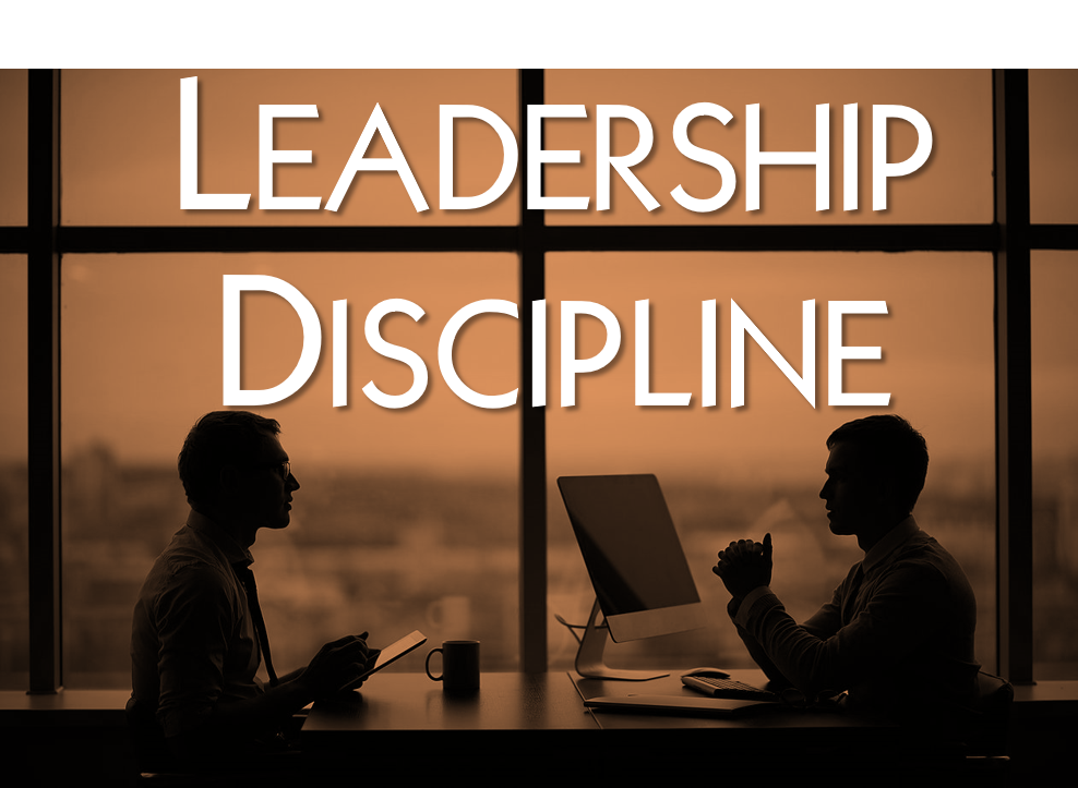 Leadership Discipline