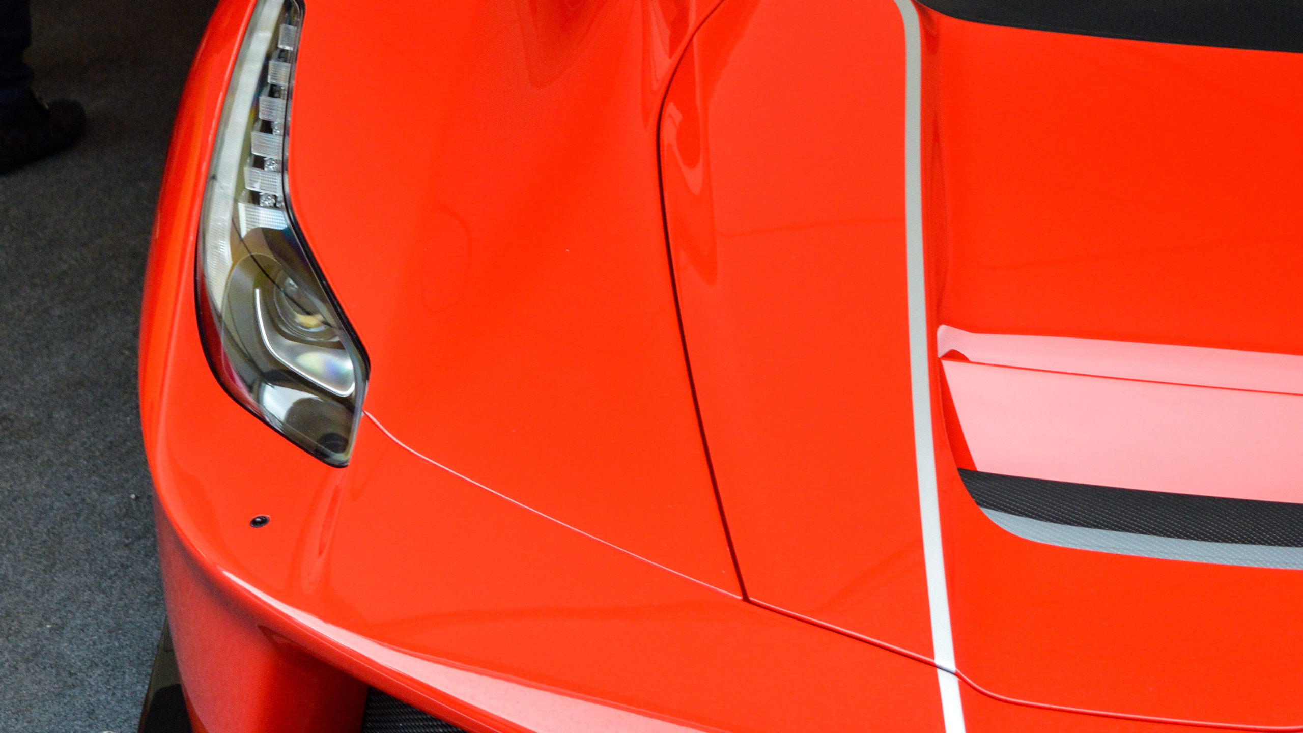 Ferrari's roofless revision of the already exceptional LaFerrari hypercar