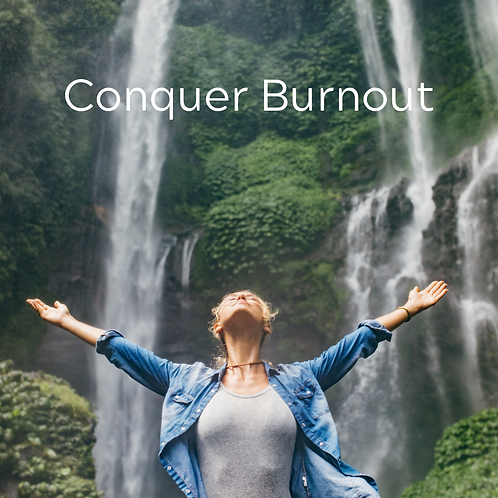 Conquering Burnout: Mastery Bundle
