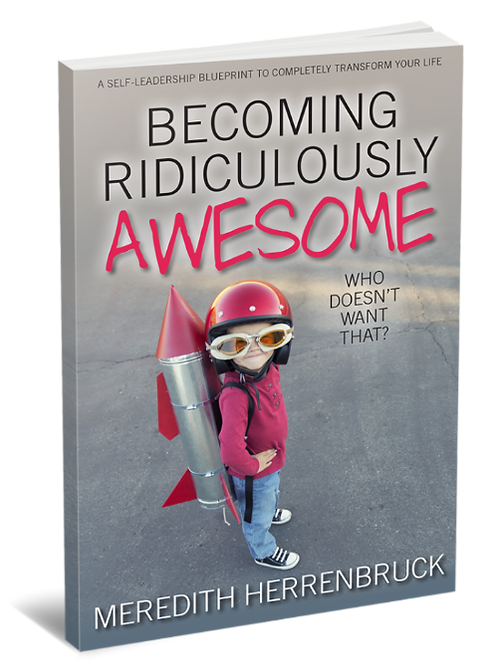 Becoming Ridiculously Awesome Book