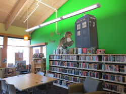 Ketchikan Public Library - Teen Room