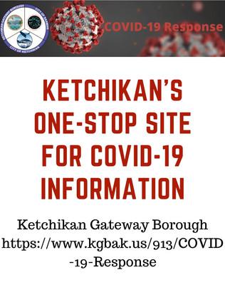 Ketchikan COVID-19 Information