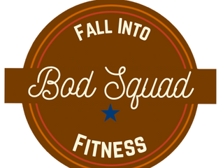 Registration is open for Bod Squad: Fall into Fitness