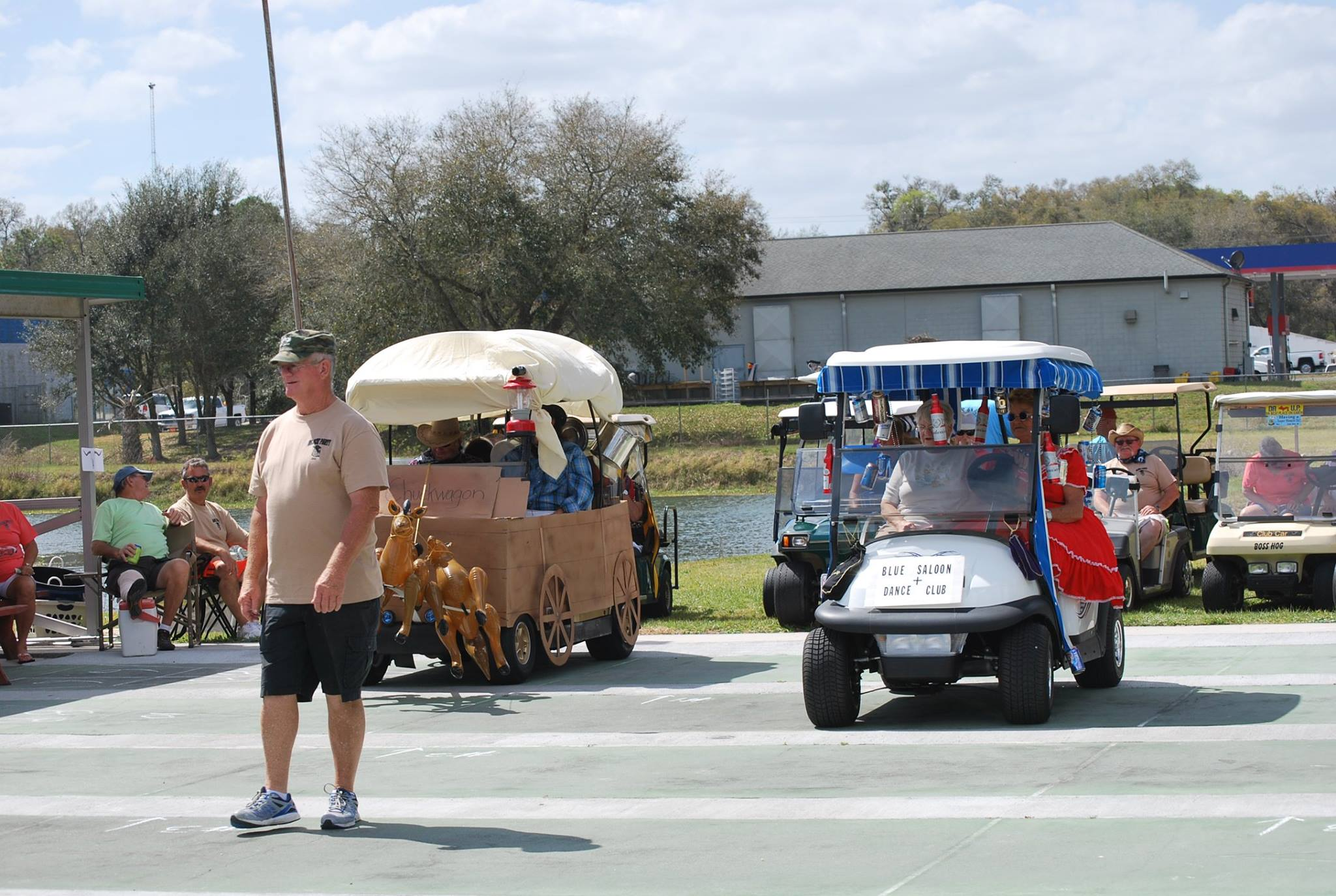golf cart races 5