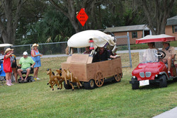 chuckwagon golf cart