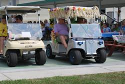 golf cart races