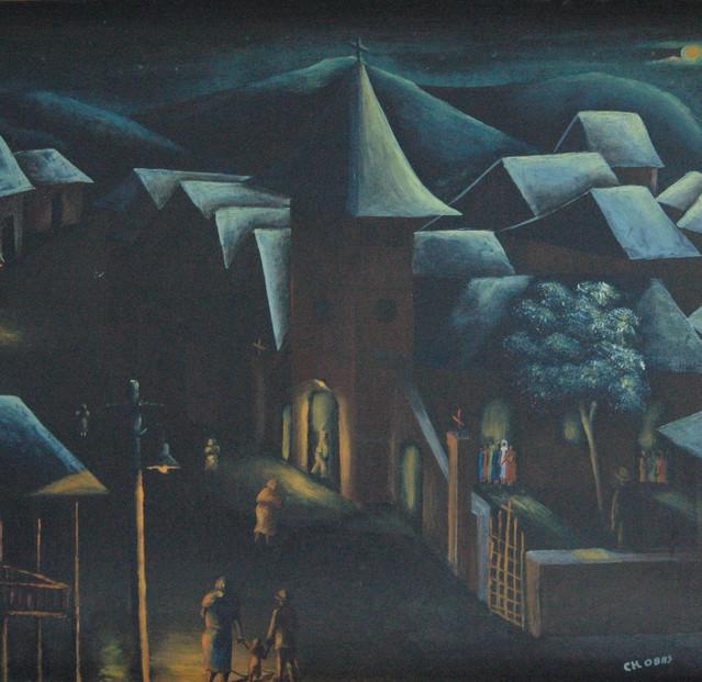 Church Nocturne