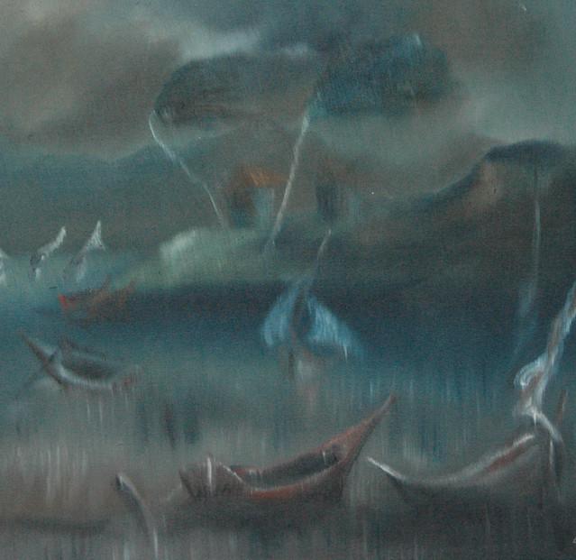 Harbor Rain