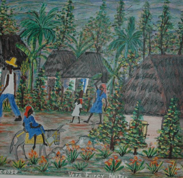 Vers Furcy Haiti