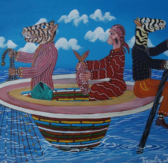 Sombrero Boat