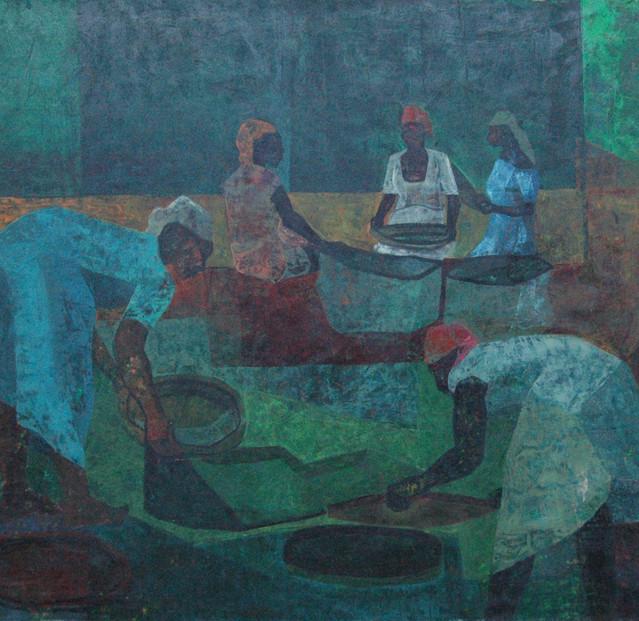 Grain Vendors
