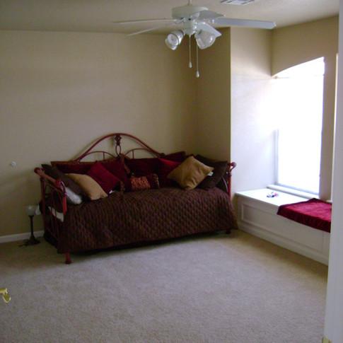Duplex Front Bedroom