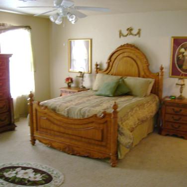 Duplex Back bedroom