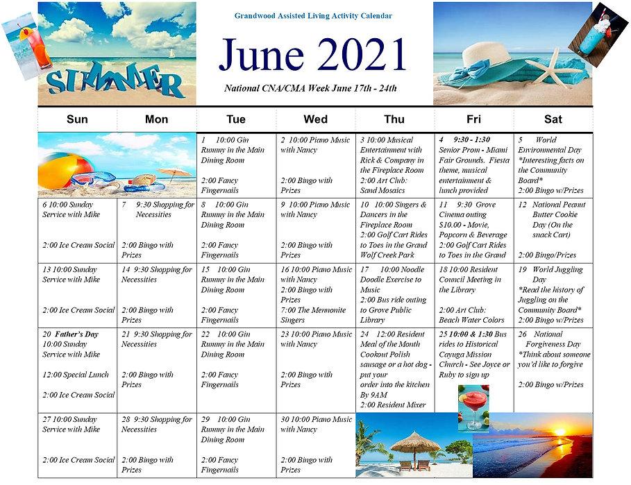 June 2021 Grandwood Activity Calendar.jp