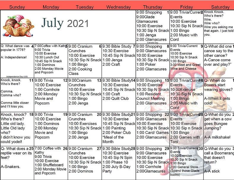 July 2021 North Calendar.JPG