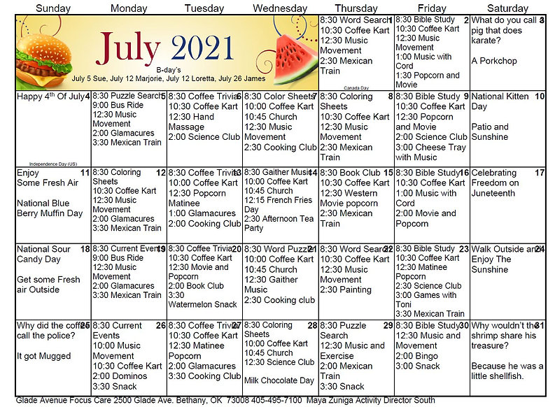 July 2021 South Calendar.JPG