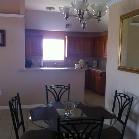 Duplex Dining/Kitchen