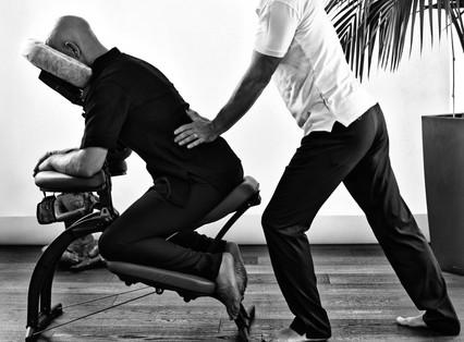 Massage Amma en entreprise, à Arles et environs