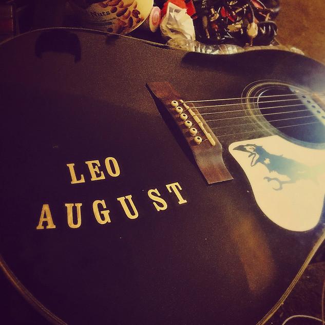 The Leo August Album (2020)