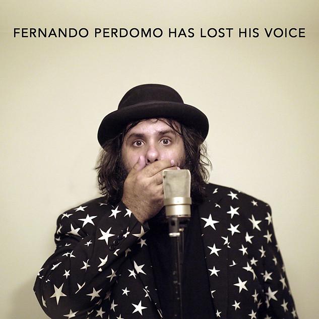 Fernando Perdomo Has Lost His Voice (2018)