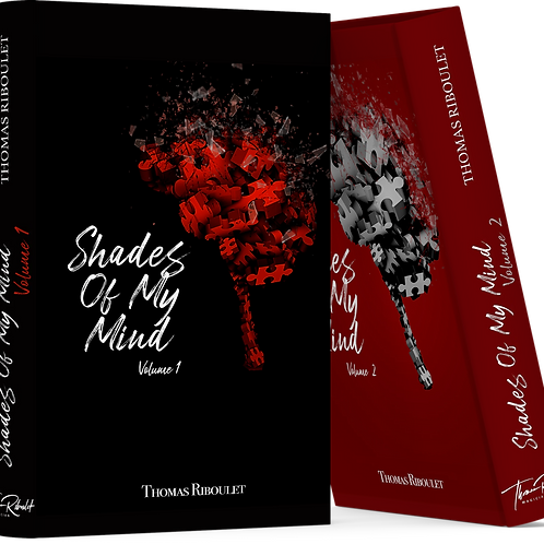 Shades Of My Mind - Volumes 1 et 2