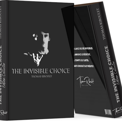 The Invisible Choice (Français) - Edition Collector