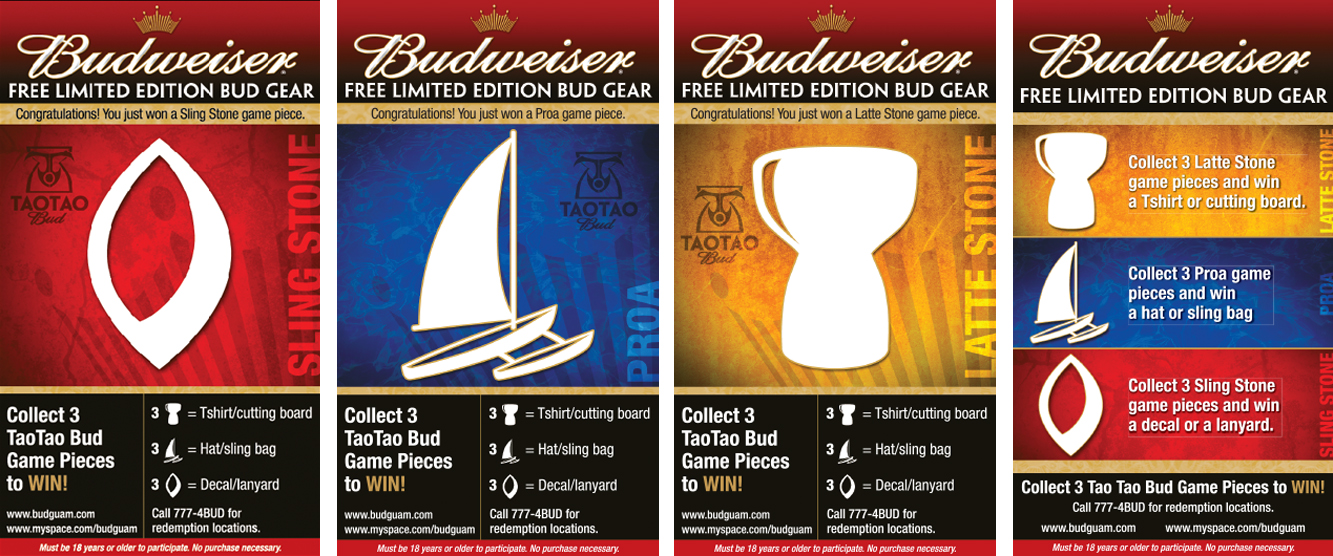 Bud People Game Cards