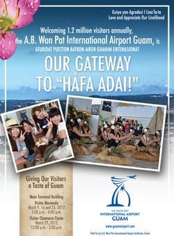 Hafa Adai Getaway